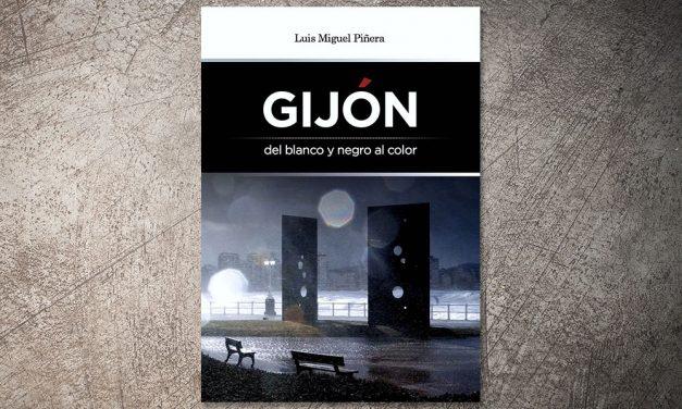 «Gijón, del blanco y negro al color» se presenta lunes 29 diciembre en Centro Cultural Antiguo Instituto