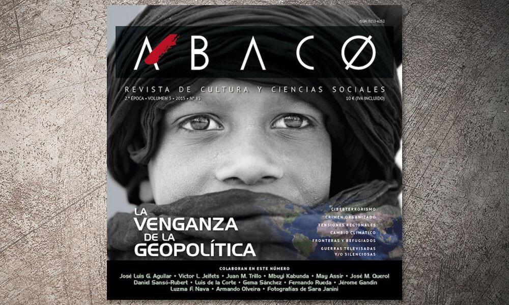 Martes 19 de enero en la Libreria Marcial Pons de Madrid, presentación Ábaco sobre Geopolítica