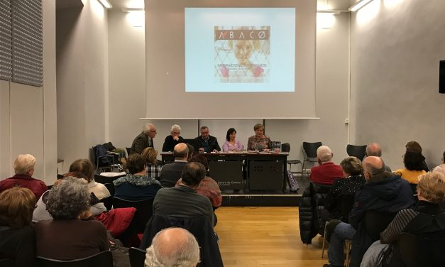 Ábaco 30 aniversario. Acto del 13 diciembre en el CAI, Antiguo Instituto Jovellanos de Gijón