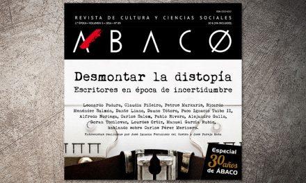 Jueves 9 de febrero. Autores y redactores de Abaco nº 89 en Librería La Buena Letra de Gijón