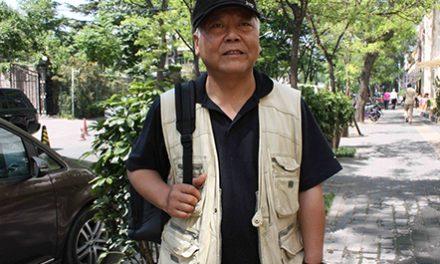 Hu Guoqing, el fotógrafo chino salvado por españoles en Iraq