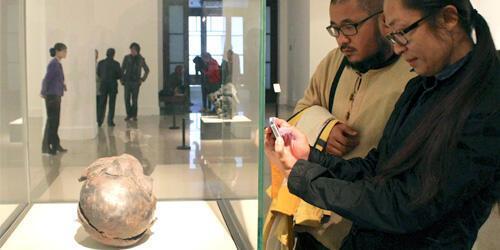Inauguran en Pekín la exposición de escultura «De Picasso a Barceló»