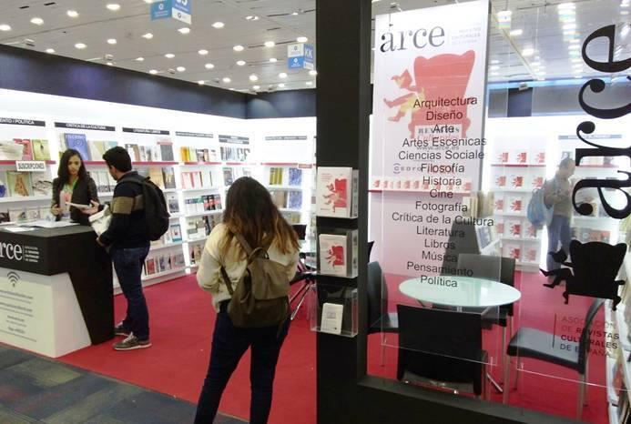 Ábaco en la Feria Internacional del Libro de Guadalajara (México)