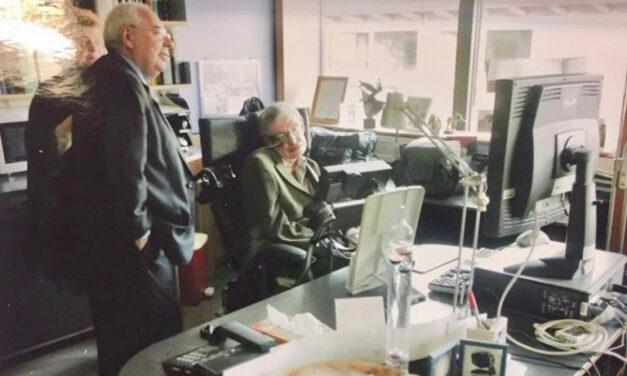 Stephen Hawking. Obituario   Vicente Alvarez Areces