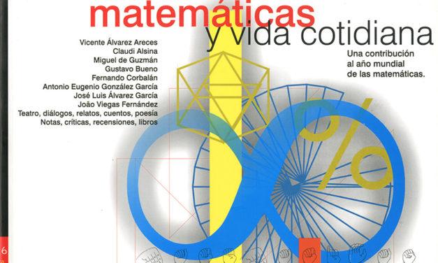 Las matemáticas ante su año mundial: Perspectivas y retos   Artículo recuperado de Vicente Álvarez Areces en Ábaco