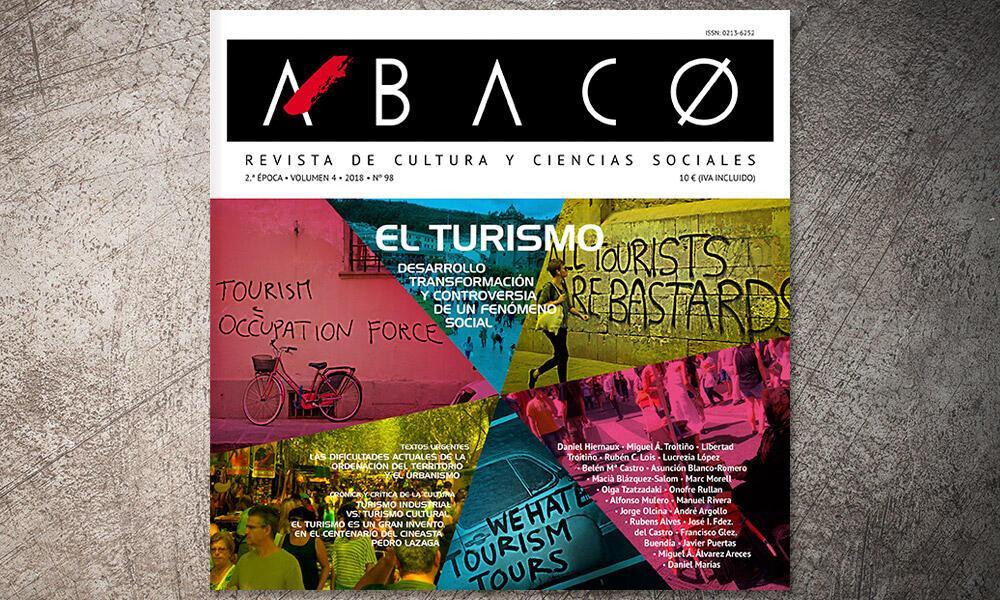 ÁBACO 98. El Turismo. Desarrollo, transformación y controversia de un fenómeno social