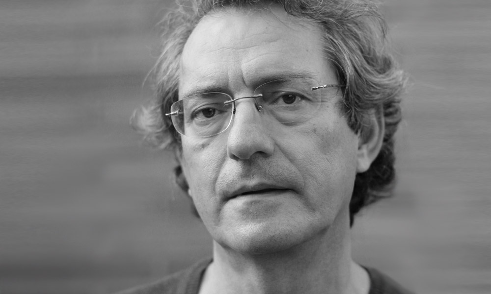 Entrevista al filósofo y profesor Fernando Broncano en Ábaco 97   David Porcel